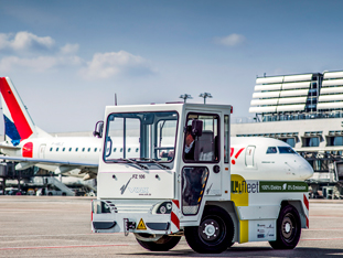 Lifleet – use of lithium-based battery systems for baggage handling on the airport apron