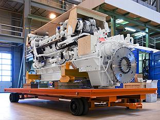 Die Größe zählt! – Auch beim Bau von Megayachten kommen VOLK Fahrzeuge zum Einsatz