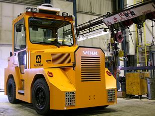 Powerplay – VOLK Diesel-Zugmaschinen in Kanada