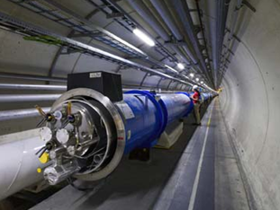 On Collision Course – VOLK Electric Tractors at the European Nuclear Research Center