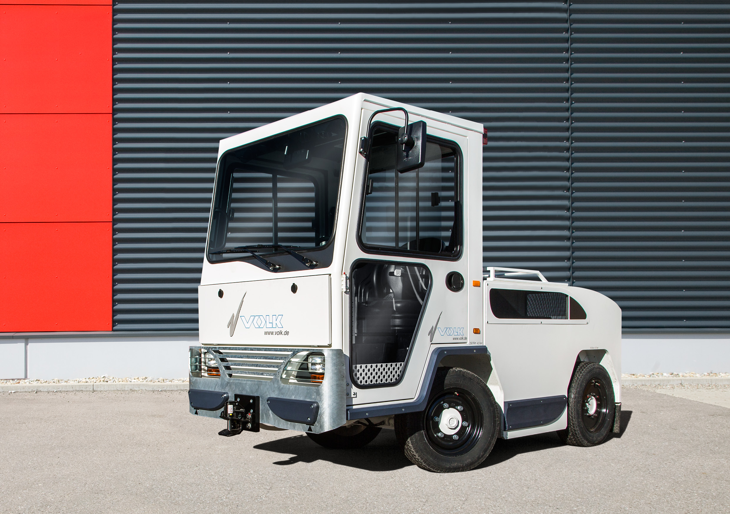 VOLK Electric tow tractor EFZ 20 N