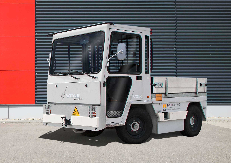 VOLK Elektro-Gepäckschlepper EFZ 30 NT