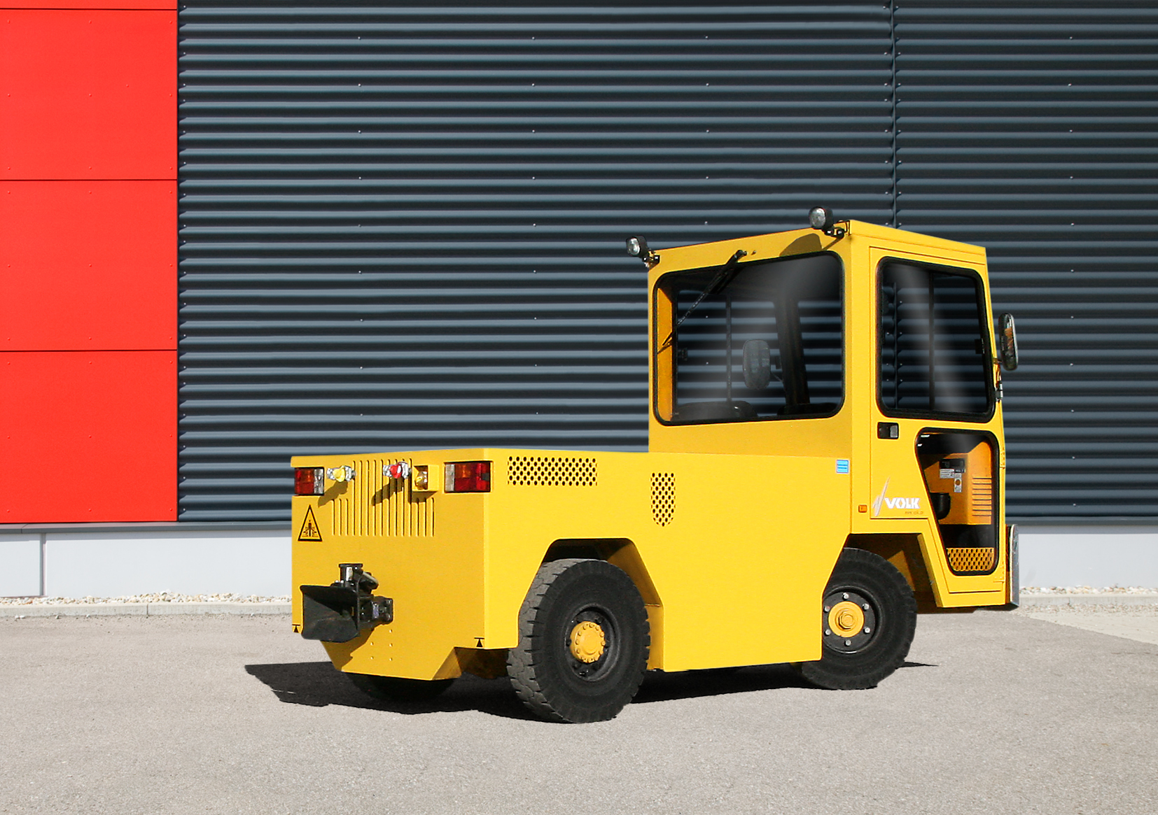 VOLK Dieselschlepper DFZ 20 N