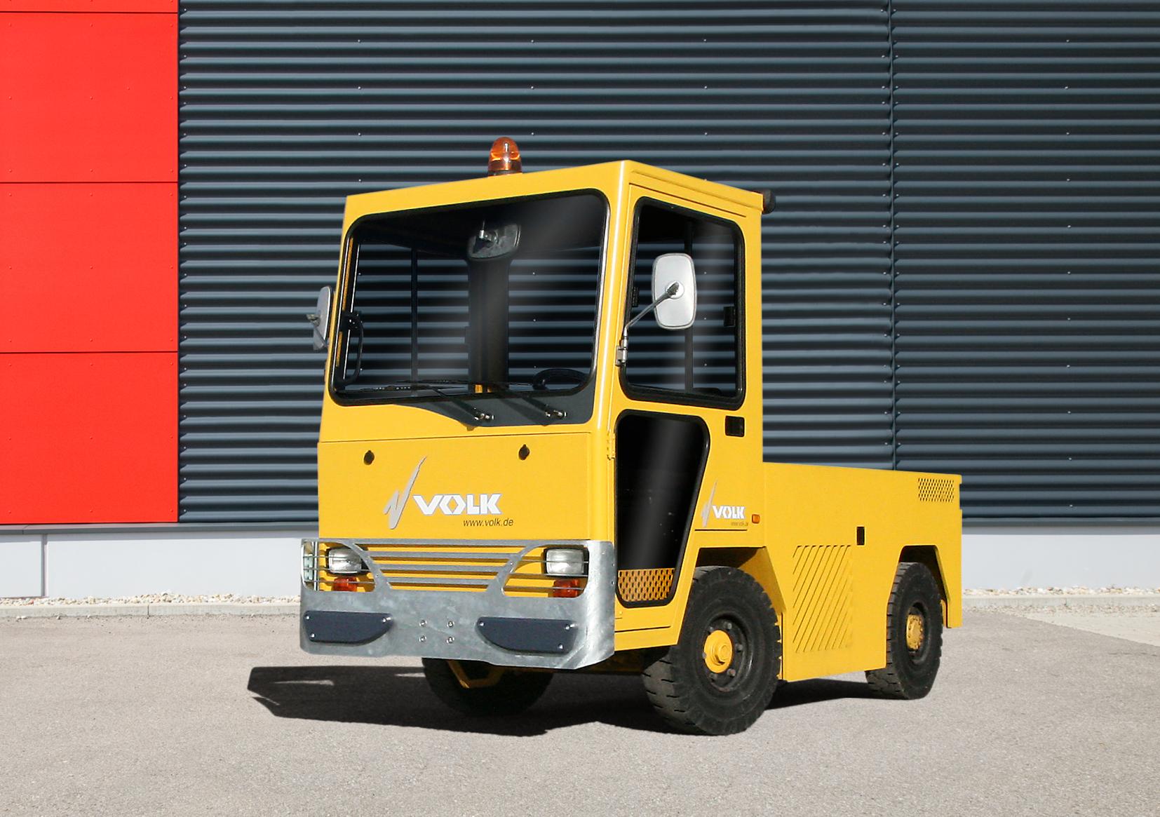 VOLK Dieselschlepper DFZ 60 H