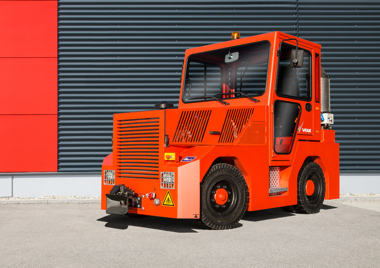 VOLK Dieselschlepper DFZ 80 H
