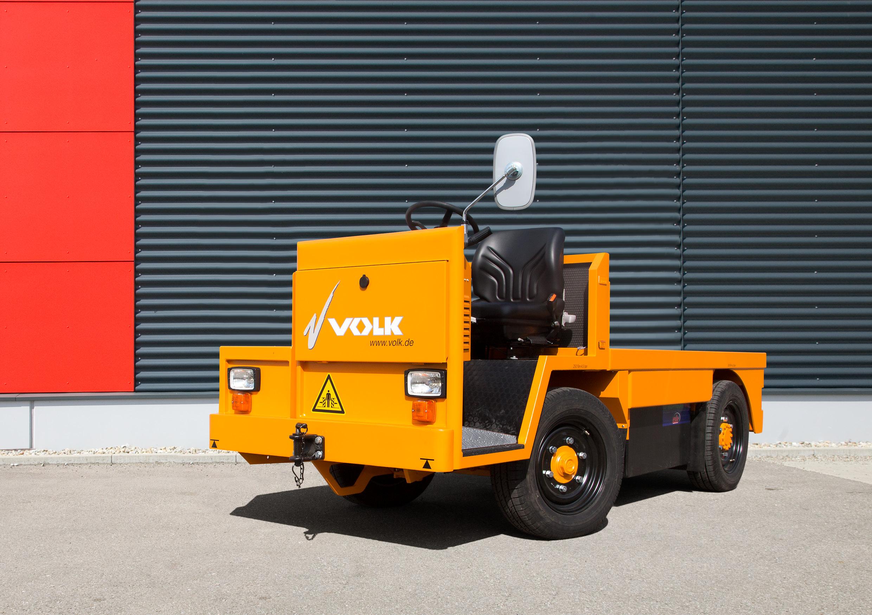 VOLK Electric platform truck EFW 2