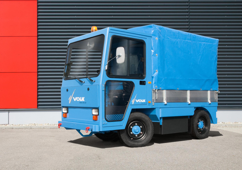 VOLK Electric platform truck EFW 5