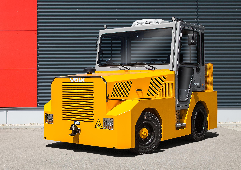 VOLK Diesel tow tractor DFZ 150 H