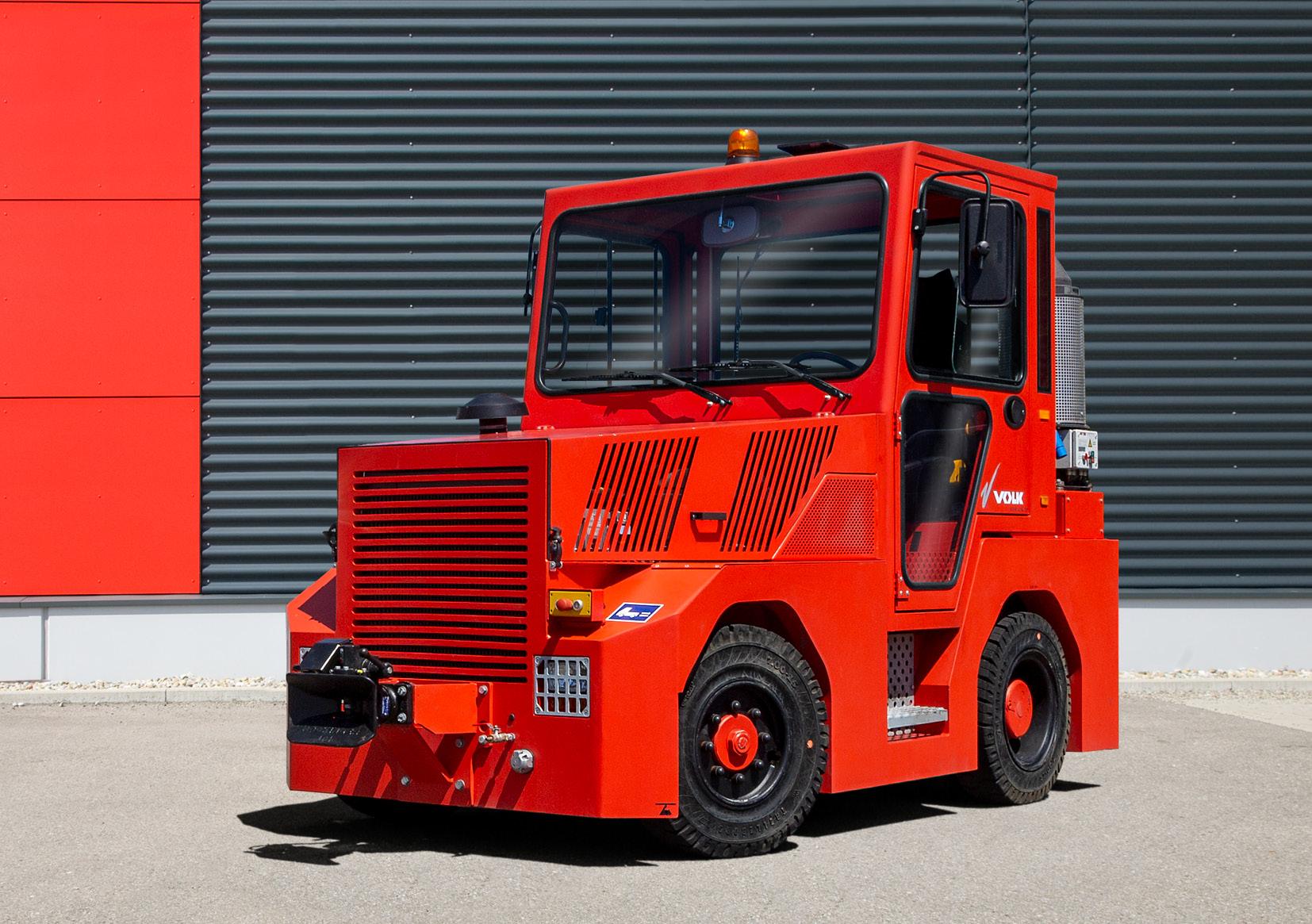 VOLK Dieselschlepper DFZ 100H