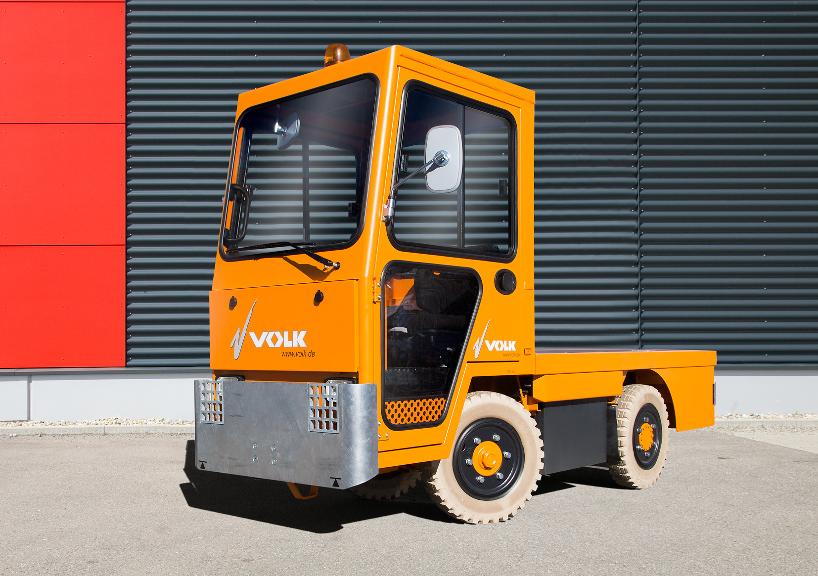 VOLK Elektro-Plattformwagen EFW 1.5