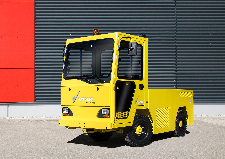 VOLK LPG tow tractor TFZ 20 N