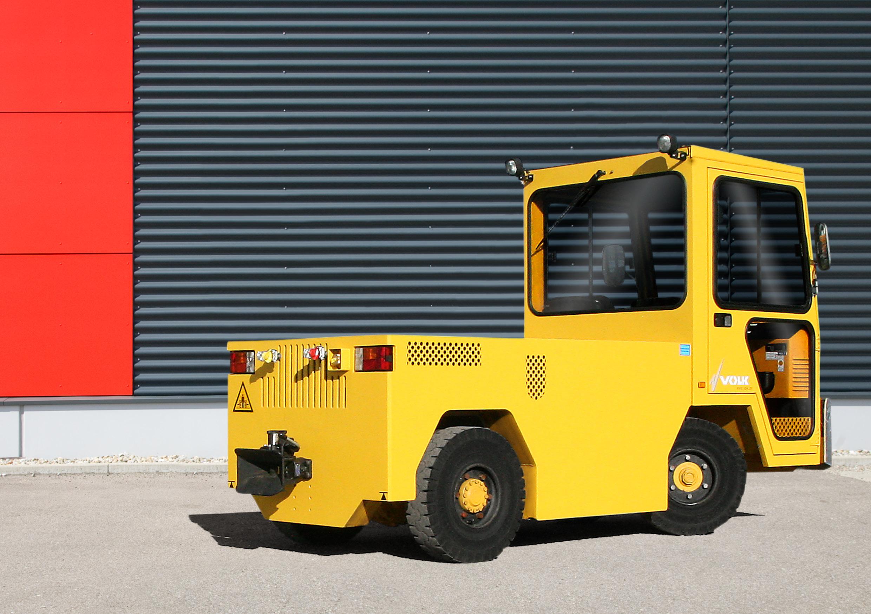 VOLK LPG tow tractor TFZ 30 N