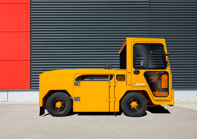 VOLK Electric tow tractor EFZ 60N