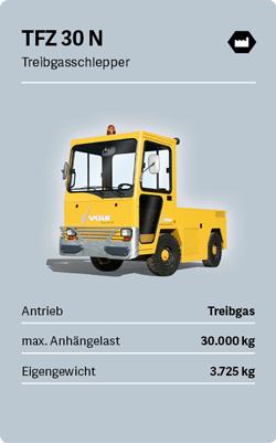 VOLK Treibgasschlepper TFZ 30 N