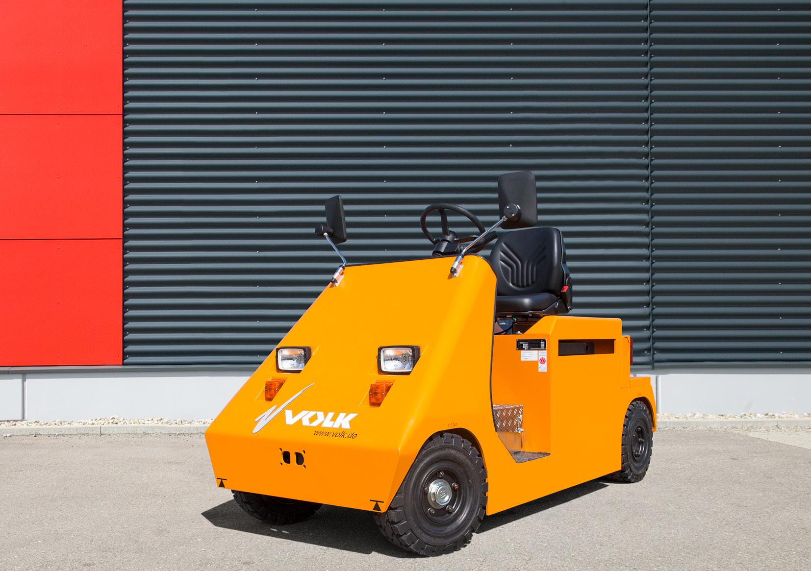 VOLK Electric tow tractor EFZ 12 K