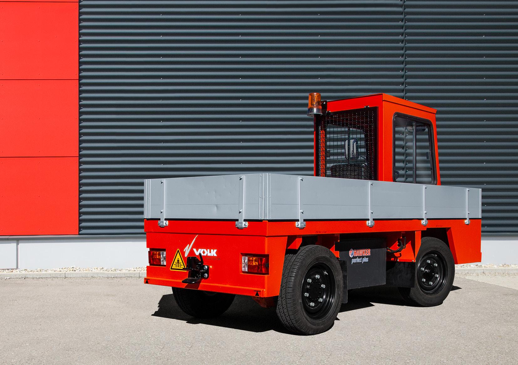 VOLK Elektro-Plattformwagen EFW 2 Gebraucht